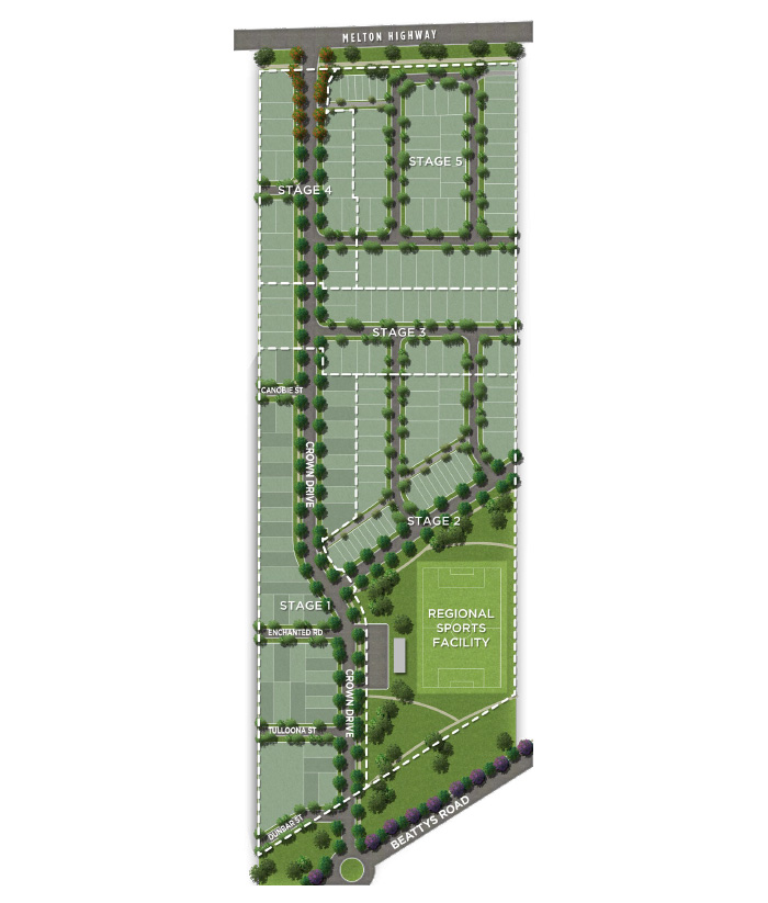 Kerani Heights masterplan
